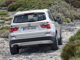 Ver foto 55 de BMW X3 xDrive F25 2010