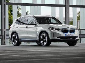 Fotos de BMW iX3 (G08) 2021