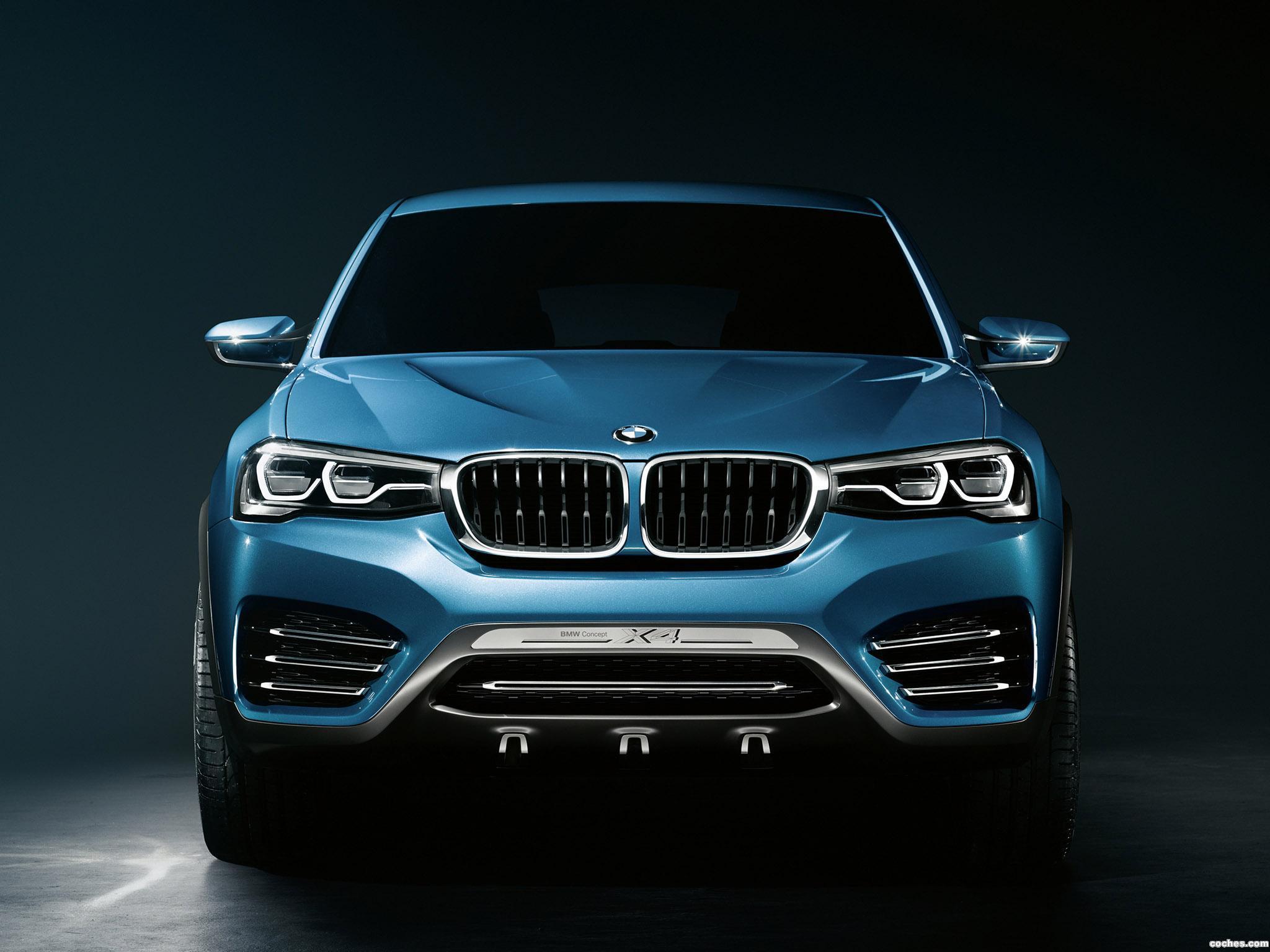 Foto 0 de BMW X4 Concept 2013
