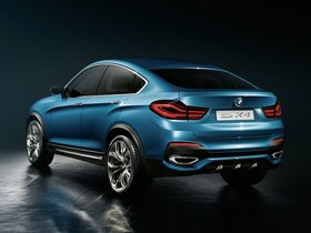 Ver foto 3 de BMW X4 Concept 2013