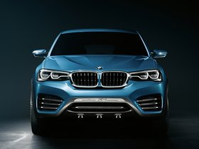 Ver foto 1 de BMW X4 Concept 2013