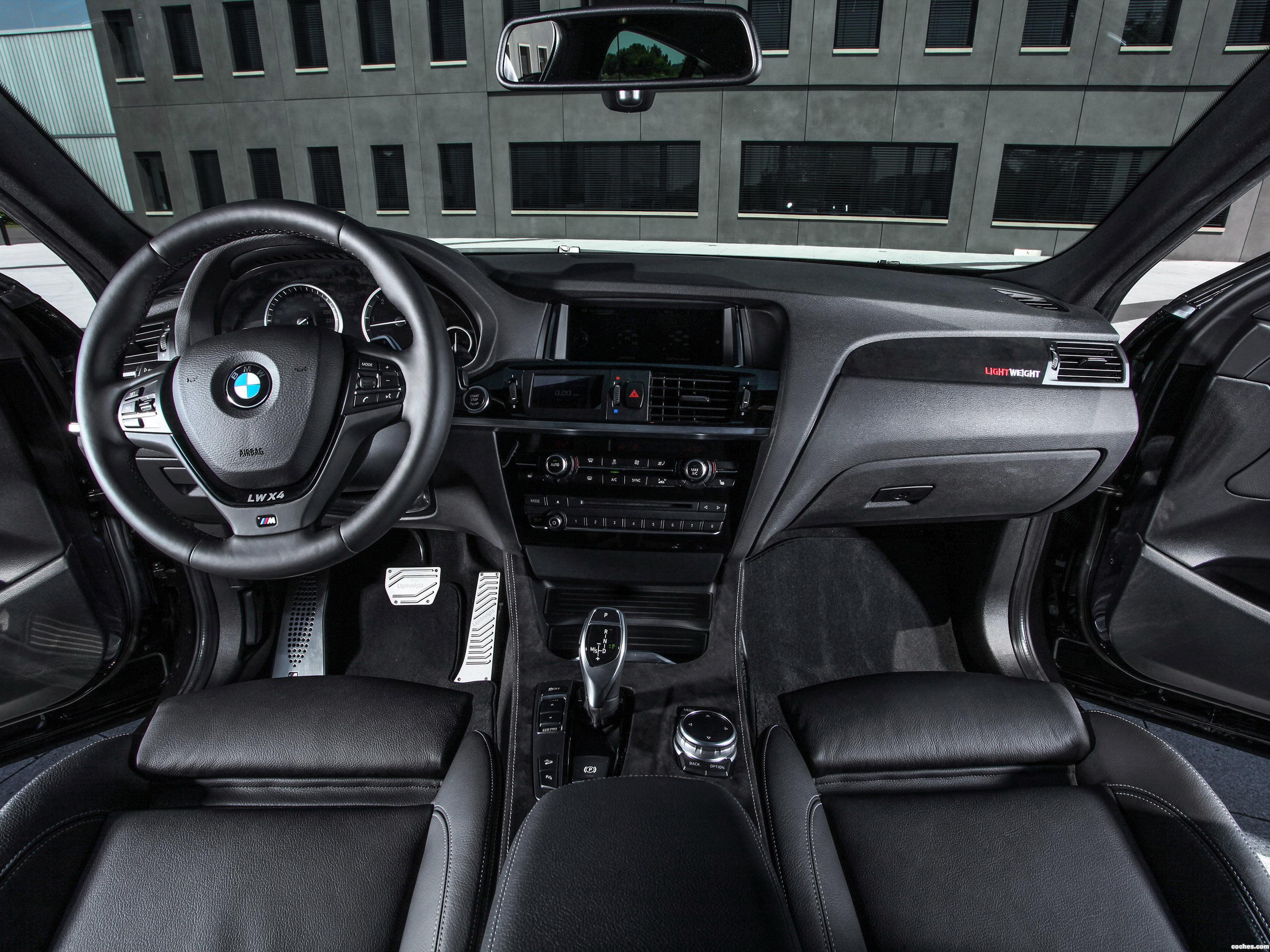 Foto 9 de BMW X4 Lightweight Performance F26 2015