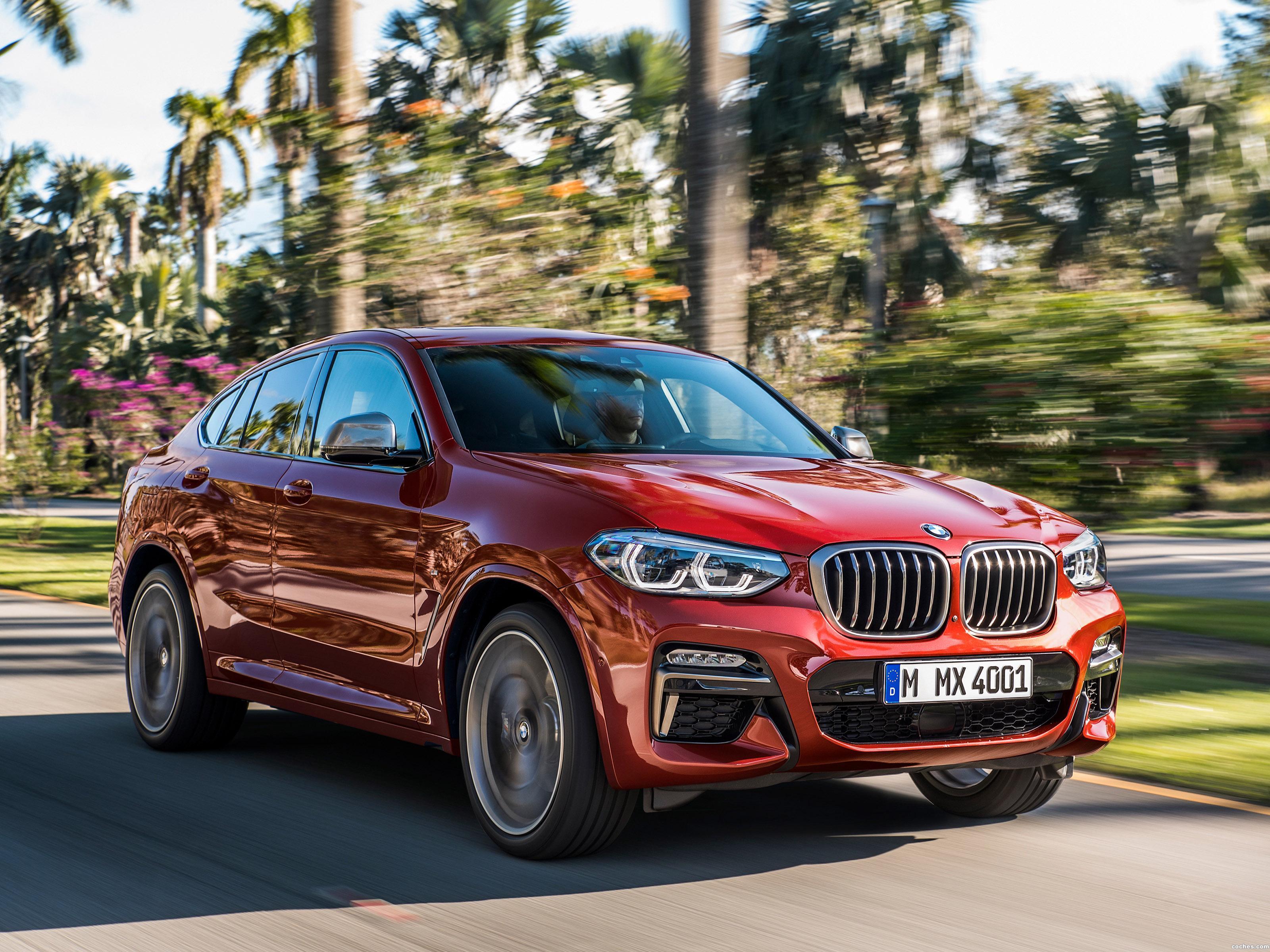 Foto 0 de BMW X4 M40d G02 2018