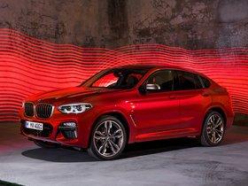 Ver foto 17 de BMW X4 M40d G02 2018