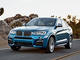 Ver foto 1 de BMW X4 M40i F26 2015