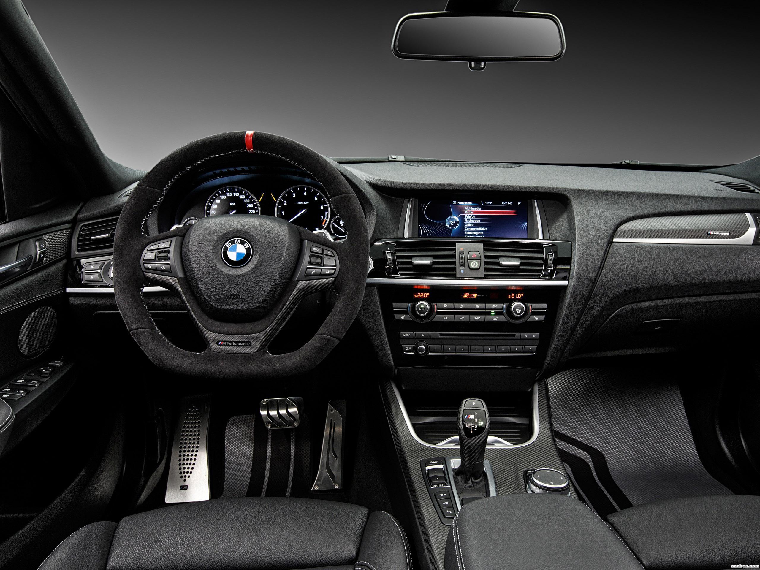 Foto 6 de BMW X4 xDrive28i M Performance Accessories F26 2014