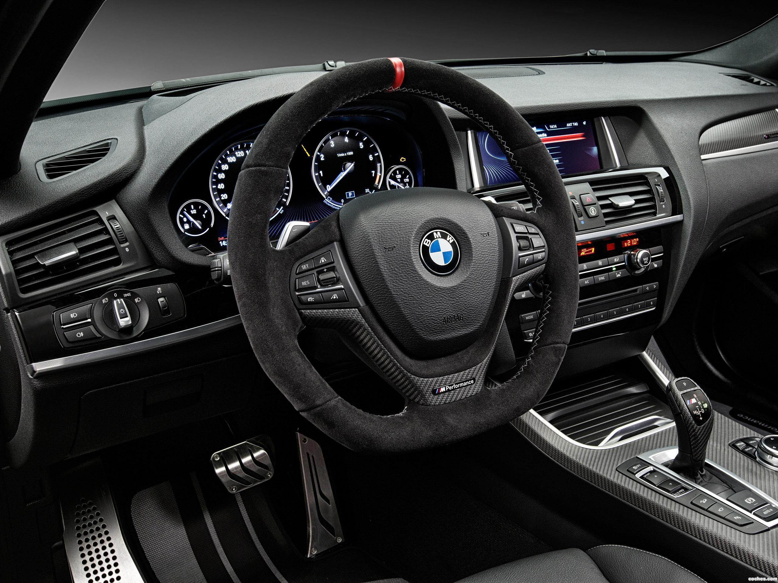 Foto 5 de BMW X4 xDrive28i M Performance Accessories F26 2014