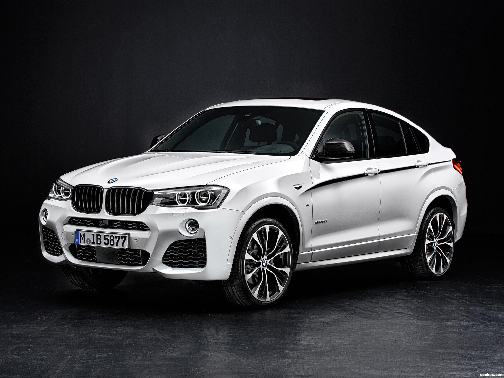 Foto 4 de BMW X4 xDrive28i M Performance Accessories F26 2014