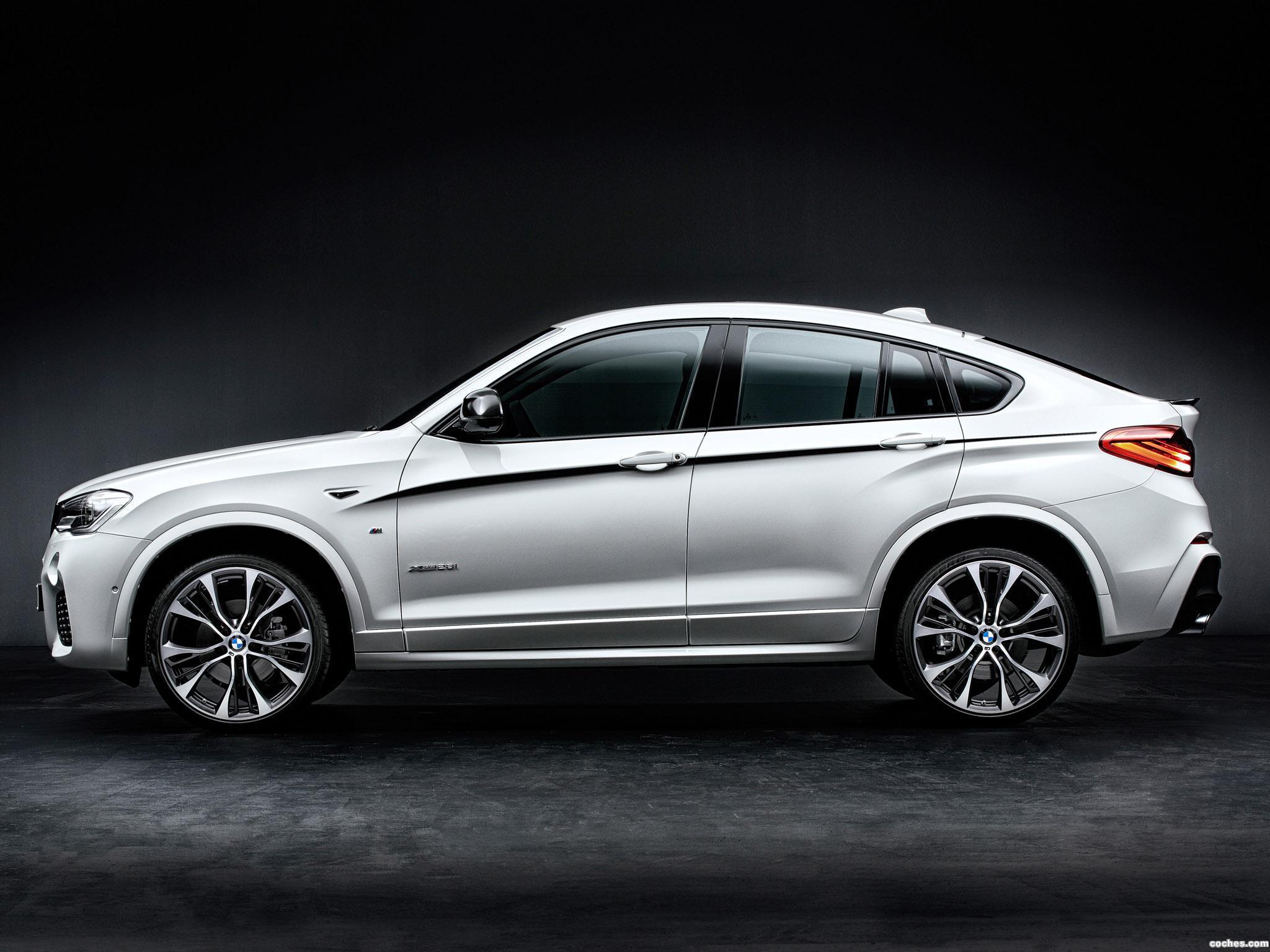 Foto 2 de BMW X4 xDrive28i M Performance Accessories F26 2014