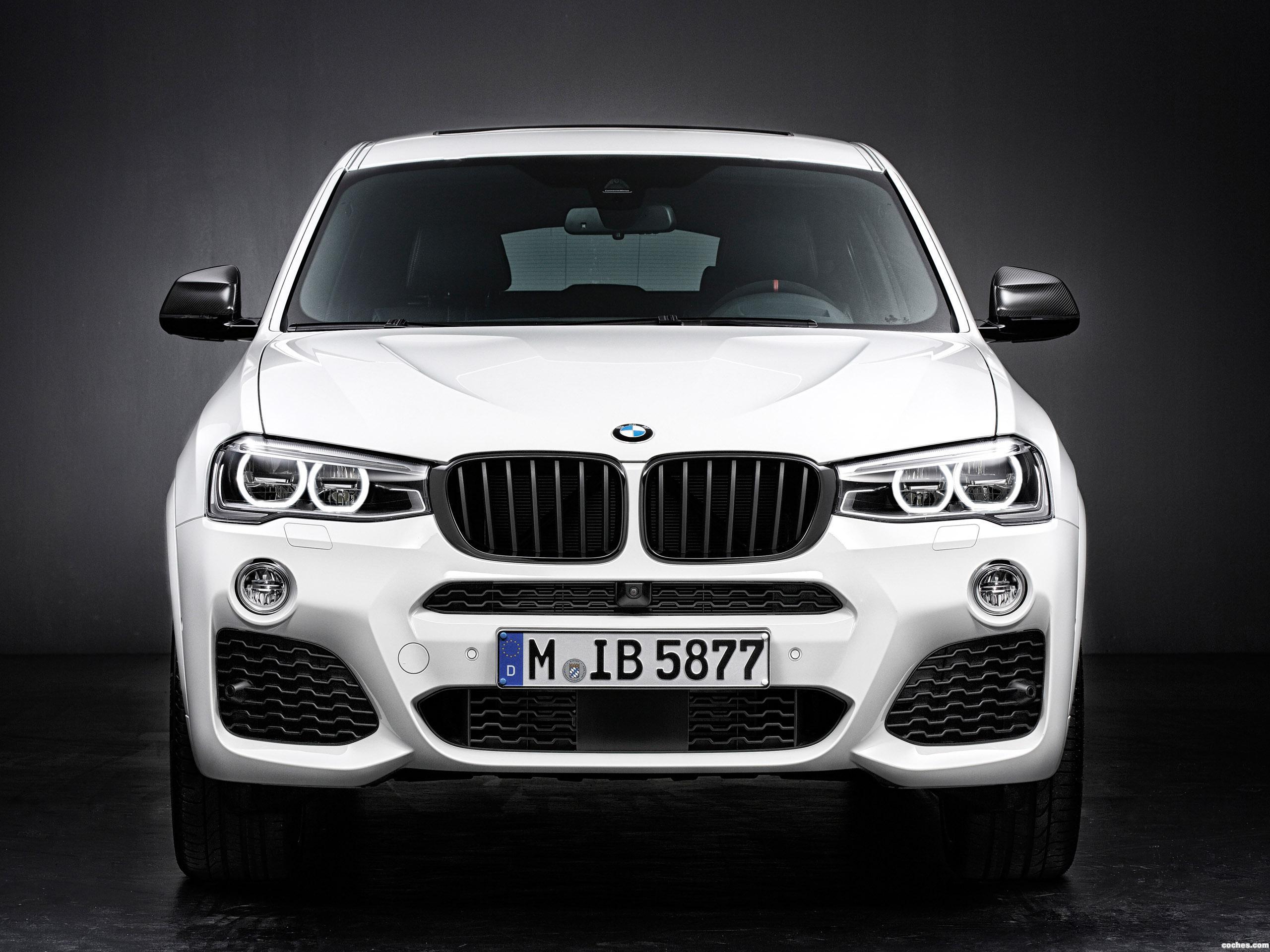 Foto 0 de BMW X4 xDrive28i M Performance Accessories F26 2014
