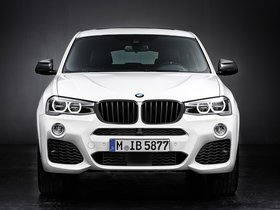 Fotos de BMW X4 xDrive28i M Performance Accessories F26 2014