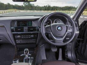 Ver foto 16 de BMW X4 xDrive30d F26 Australia 2014