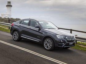 Ver foto 5 de BMW X4 xDrive30d F26 Australia 2014