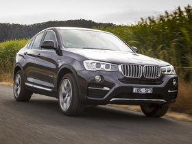 Ver foto 3 de BMW X4 xDrive30d F26 Australia 2014