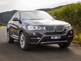 Ver foto 2 de BMW X4 xDrive30d F26 Australia 2014