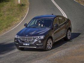 Ver foto 1 de BMW X4 xDrive30d F26 Australia 2014