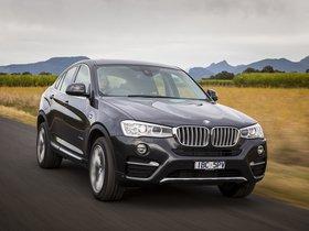 Ver foto 14 de BMW X4 xDrive30d F26 Australia 2014
