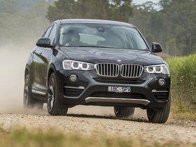 Ver foto 13 de BMW X4 xDrive30d F26 Australia 2014