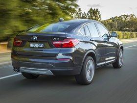 Ver foto 10 de BMW X4 xDrive30d F26 Australia 2014