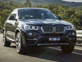 Ver foto 8 de BMW X4 xDrive30d F26 Australia 2014