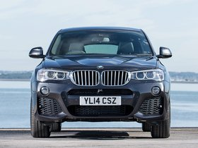 Ver foto 6 de BMW X4 xDrive30d M Sports Package F26 UK  2014