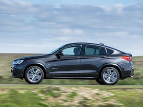 Ver foto 12 de BMW X4 xDrive30d M Sports Package F26 UK  2014