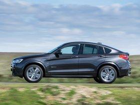 Ver foto 12 de BMW X4 xDrive30d M Sports Package F26 UK  2014
