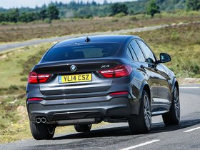 Ver foto 11 de BMW X4 xDrive30d M Sports Package F26 UK  2014