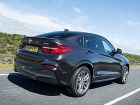 Ver foto 10 de BMW X4 xDrive30d M Sports Package F26 UK  2014