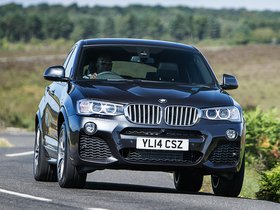 Ver foto 9 de BMW X4 xDrive30d M Sports Package F26 UK  2014