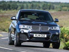 Ver foto 9 de BMW X4 xDrive30d M Sports Package F26 UK  2014