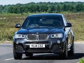 Ver foto 8 de BMW X4 xDrive30d M Sports Package F26 UK  2014