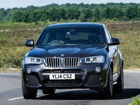 Ver foto 8 de BMW X4 xDrive30d M Sports Package F26 UK  2014