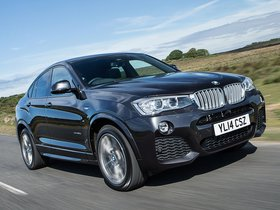 Ver foto 7 de BMW X4 xDrive30d M Sports Package F26 UK  2014