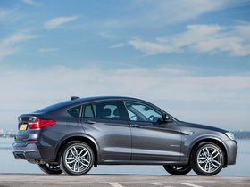Ver foto 4 de BMW X4 xDrive30d M Sports Package F26 UK  2014