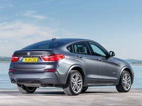 Ver foto 3 de BMW X4 xDrive30d M Sports Package F26 UK  2014