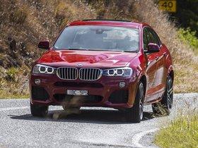 Ver foto 12 de BMW X4 xDrive35i M Sports Package Australia  2014