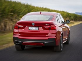 Ver foto 11 de BMW X4 xDrive35i M Sports Package Australia  2014