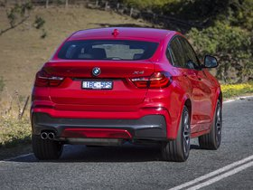 Ver foto 10 de BMW X4 xDrive35i M Sports Package Australia  2014