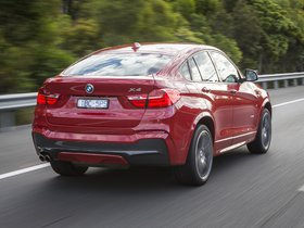 Ver foto 9 de BMW X4 xDrive35i M Sports Package Australia  2014