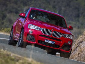 Ver foto 8 de BMW X4 xDrive35i M Sports Package Australia  2014