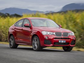 Ver foto 6 de BMW X4 xDrive35i M Sports Package Australia  2014