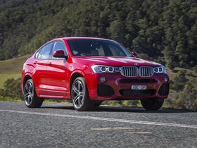Ver foto 5 de BMW X4 xDrive35i M Sports Package Australia  2014