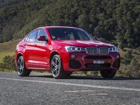 Ver foto 5 de BMW X4 xDrive35i M Sports Package Australia  2014