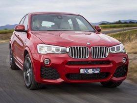 Ver foto 4 de BMW X4 xDrive35i M Sports Package Australia  2014