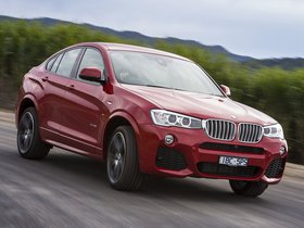 Ver foto 3 de BMW X4 xDrive35i M Sports Package Australia  2014