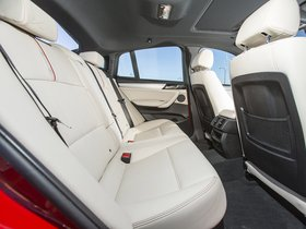 Ver foto 20 de BMW X4 xDrive35i M Sports Package Australia  2014