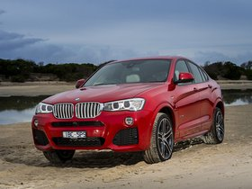 Fotos de BMW X4 xDrive35i M Sports Package Australia  2014
