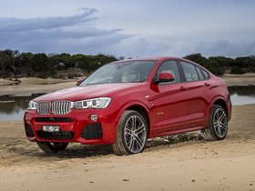 Ver foto 18 de BMW X4 xDrive35i M Sports Package Australia  2014