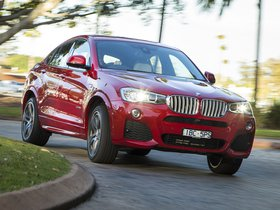 Ver foto 17 de BMW X4 xDrive35i M Sports Package Australia  2014